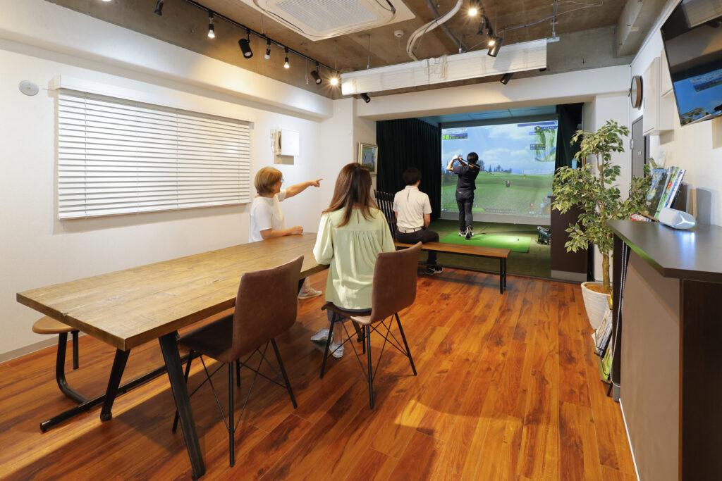 Base南青山ゴルフスタジオ2